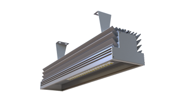 промышленный светодиодный светильник 50