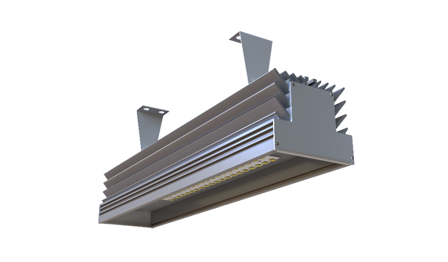 Промышленные светильники SF-Prom-10DN — Промышленный светодиодный светильник 50 Вт фото