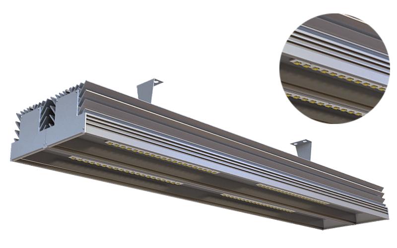 Промышленные светильники Промышленные светильники для высоких помещений SF-Prom-50DN фото