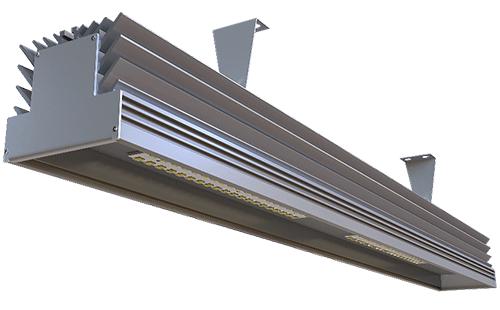 Промышленные светильники SF-Prom-15DN — светильник потолочный для промышленных помещений фото