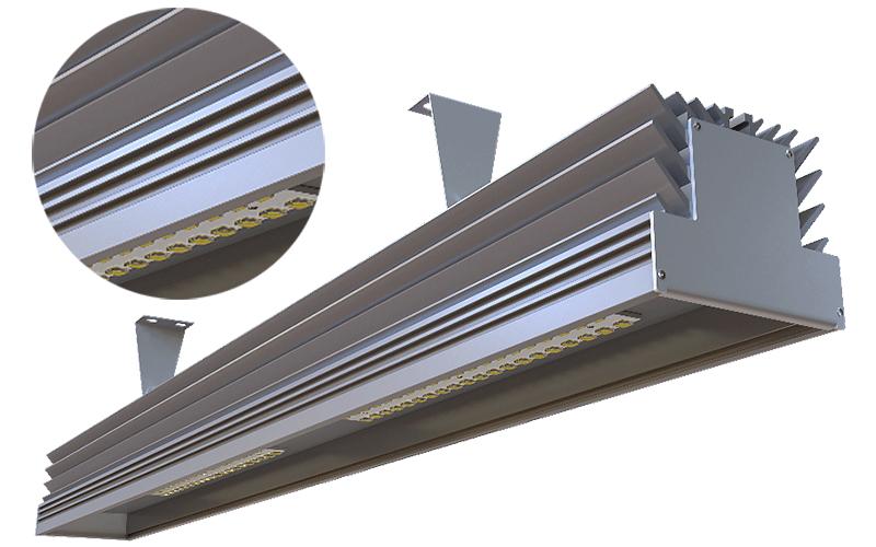 Промышленные светильники Светильник потолочный производственный SF-Prom-25DN фото