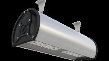 Консольный светодиодный светильник 100w SF-Prom-20DK от ГК СФЕРА