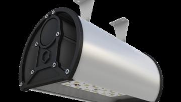 Потолочные светодиодные светильники для производственных помещений SF-Prom-15DK - фото