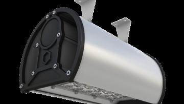 Светодиодный консольный светильник SF-Prom-10GK - фото ГК Сфера