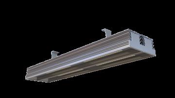 промышленный светодиодный светильник 150 вт